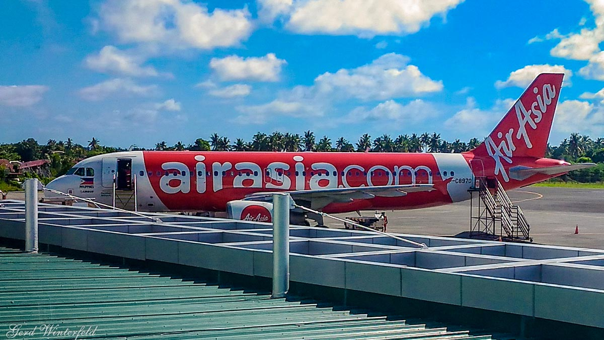 how to get to kalibo airport from boracay